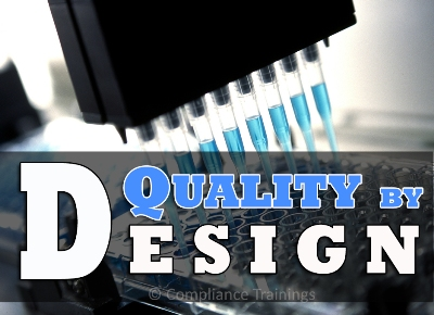 Quality By Design QBD Steven Laurenz Compliance Trainings