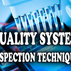 Quality System Inspection Technique QSIT Jeff Kasoff Compliance Trainings