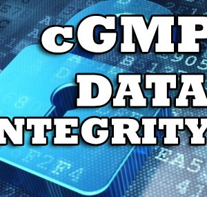 FDA cGMP and Data Integrity in Pharmaceuticals Brian Nadel Compliance Trainings