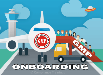 Onboarding in a GMP Environment Michael esposito Compliance Trainings