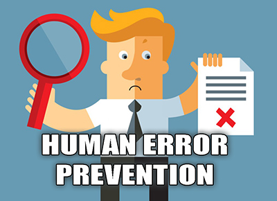 Human Error Prevention in Pharmaceutical Manufacturing